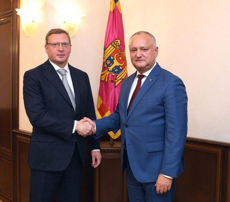 Додон: Молдавско-российский экономический форум должен стать важной площадкой для сближения экономических агентов двух стран (ФОТО, ВИДЕО)