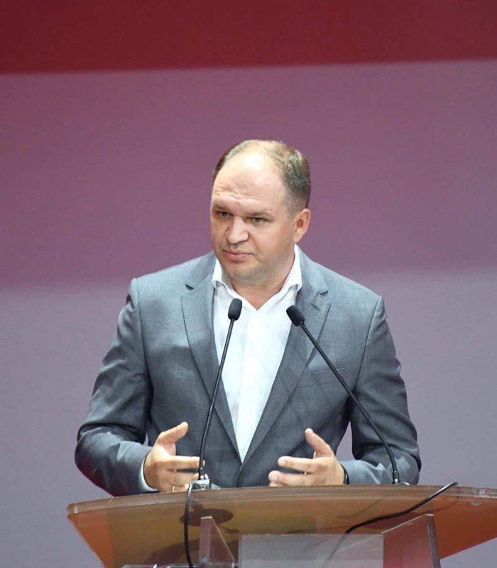 Чебан: У меня есть желание и необходимый опыт, чтобы сделать Кишинев комфортным городом для людей (ВИДЕО)