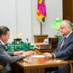 Додон: Администрация президента готова оказывать поддержку всем населенным пунктам страны (ФОТО, ВИДЕО)