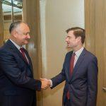 Президент встретился в Нью-Йорке с заместителем госсекретаря США по политическим вопросам (ФОТО, ВИДЕО)