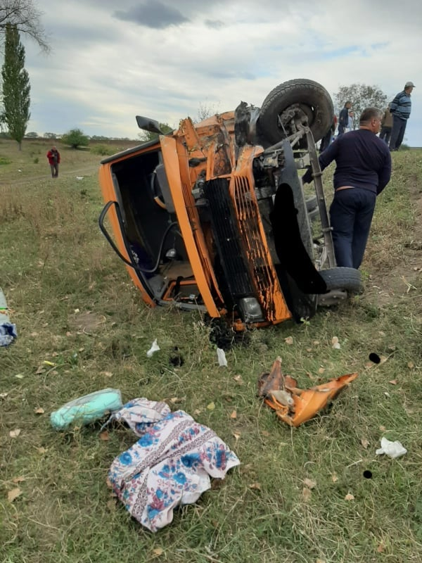 9 ДТП за сутки: два человека погибли, еще 11 пострадали (ФОТО)
