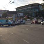 В столице произошло ДТП с участием трёх машин (ВИДЕО)