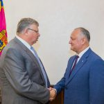 Додон: Надеюсь, в ближайшем будущем Молдова станет участником Евразийского банка развития (ФОТО, ВИДЕО)