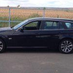 """На КПП """"Леушены"""" пограничники обнаружили угнанный в Европе BMW (ФОТО)"""