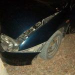 Рыбничанин не справился с управлением и протаранил дерево: его пассажир оказался в больнице (ФОТО)