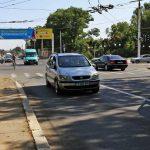 Эксперимент на одной из улиц Тирасполя продолжается: водителям разрешено двигаться в двух направлениях до конца недели