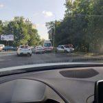 Серьёзное ДТП на Ботанике: столкнулись два автомобиля, есть пострадавшие (ФОТО)