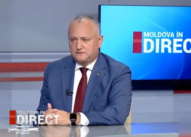 Додон: Российские инвесторы приехали в Молдову с серьезными намерениями. Некоторые хотят купить винные заводы (ВИДЕО)