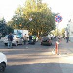 В Бельцах сбили пешехода, переходившего в неположенном месте