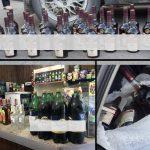 Правоохранители продолжают борьбу снезаконной продажей алкоголя: на Чеканах изъяли 400 л контрафактного спиртного (ВИДЕО)