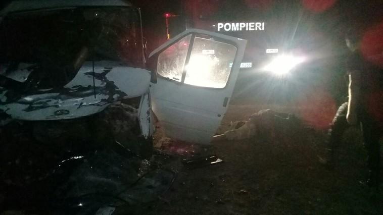 Страшное ДТП во Флорештах: один человек погиб, а пятеро взрослых и двое детей получили травмы (ФОТО)