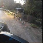 Автобус с гражданами РМ попал в аварию в Румынии: водитель уснул за рулём