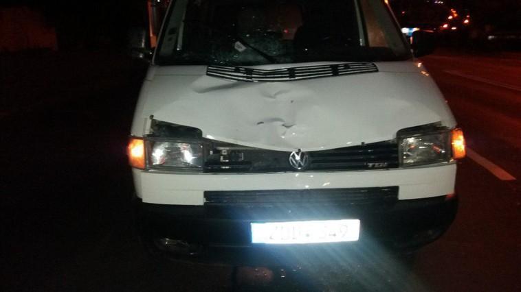 Микроавтобус насмерть сбил пенсионера в Кишинёве