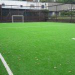 По инициативе социалистов в течение года в столице было восстановлено 10 спортплощадок (ФОТО)