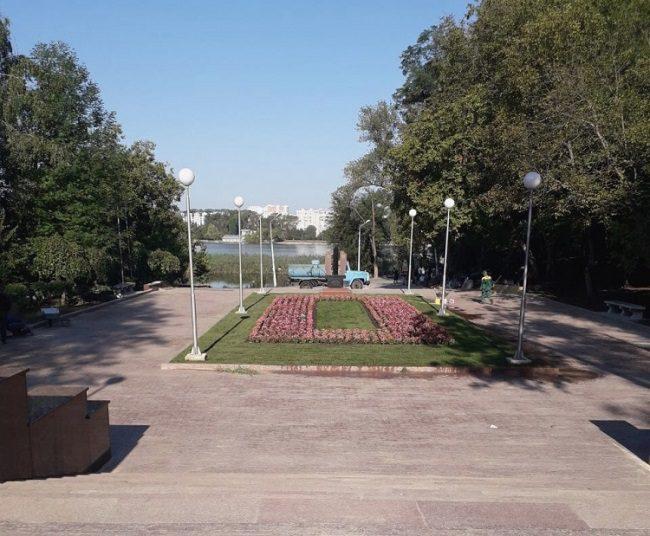 """На следующей неделе состоится открытие отремонтированной лестницы в парке """"Валя Морилор"""" (ФОТО)"""