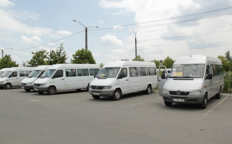 В Кишинёве проверят техническое состояние маршруток