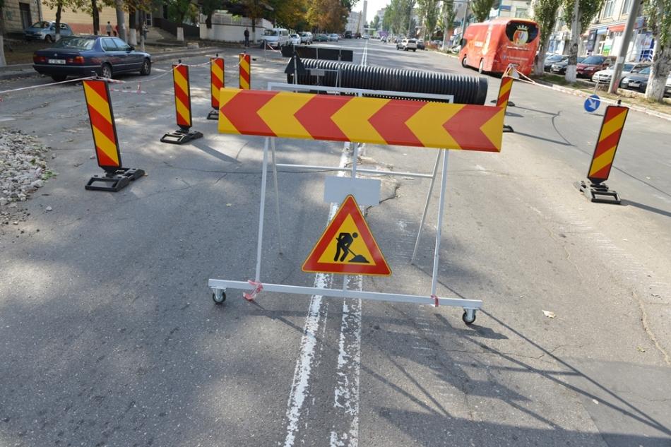 Внимание! Оживлённый перекрёсток на Буюканах перекроют на два дня, общественный транспорт меняет маршруты