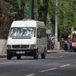 Утреннее ДТП в столице: легковушка столкнулась с маршруткой