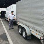 Румынские пограничники задержали молдаванина за вождение транспортного средства без нужной категории