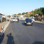 В Калараше автомобиль сбил девушку, перебегавшую дорогу в неположенном месте: водитель скрылся с места аварии