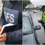В столице прошли массовые проверки машин служб такси (ФОТО, ВИДЕО)