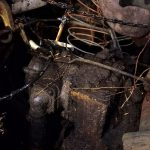 В Тирасполе из-за короткого замыкания загорелся трактор (ФОТО)