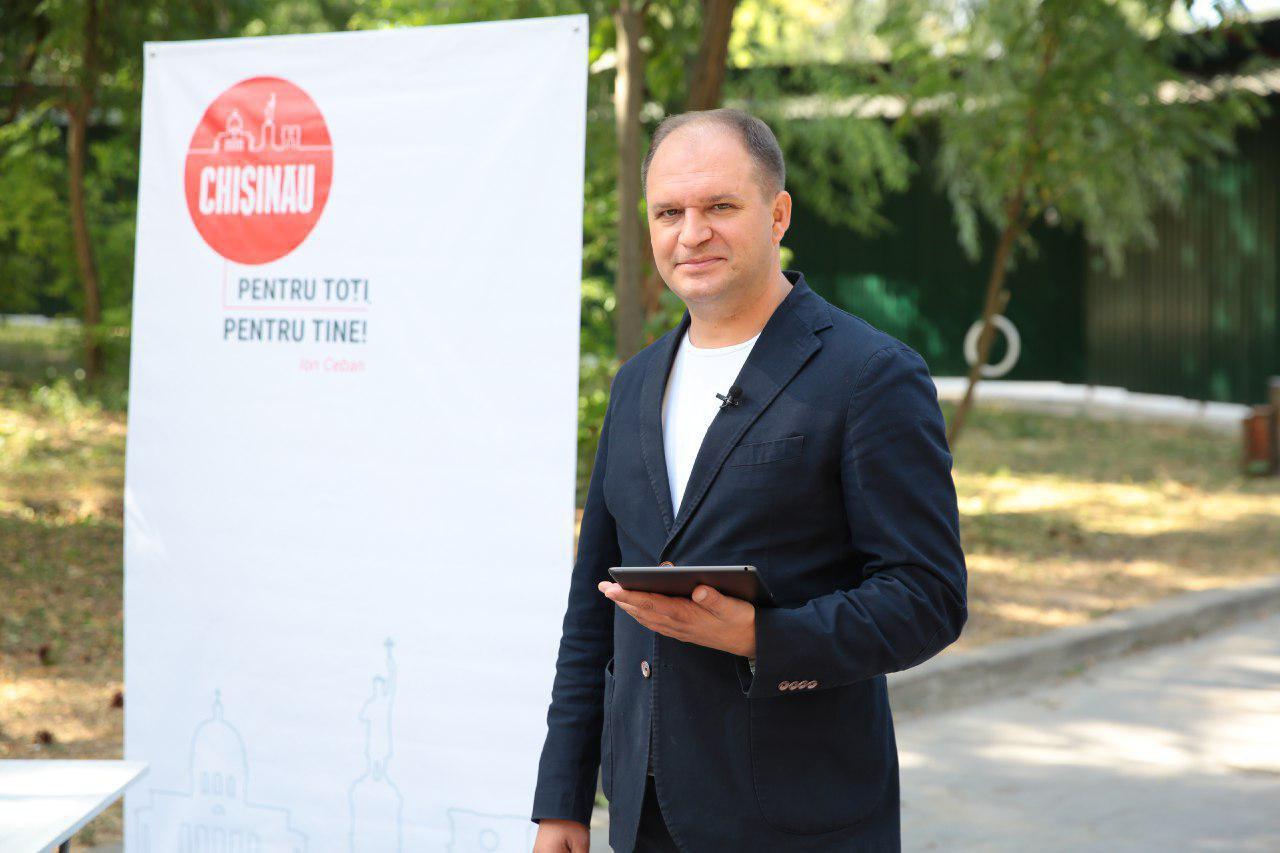 Первые результаты выборов: Ион Чебан побеждает с 54%!