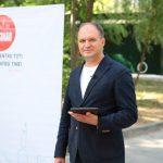 Чебан поблагодарил граждан за участие в выборах (ВИДЕО)