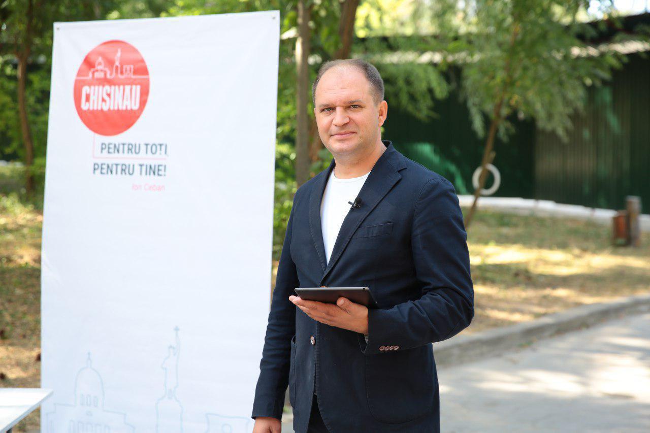 Опрос: Ион Чебан – лидер предвыборной гонки в Кишиневе