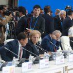 Зинаида Гречаный выступит на Форуме председателей парламентов стран Евразии в Нур-Султане
