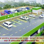 Ион Чебан предлагает сделать многоэтажную парковку вместо Центрального автовокзала (ВИДЕО)