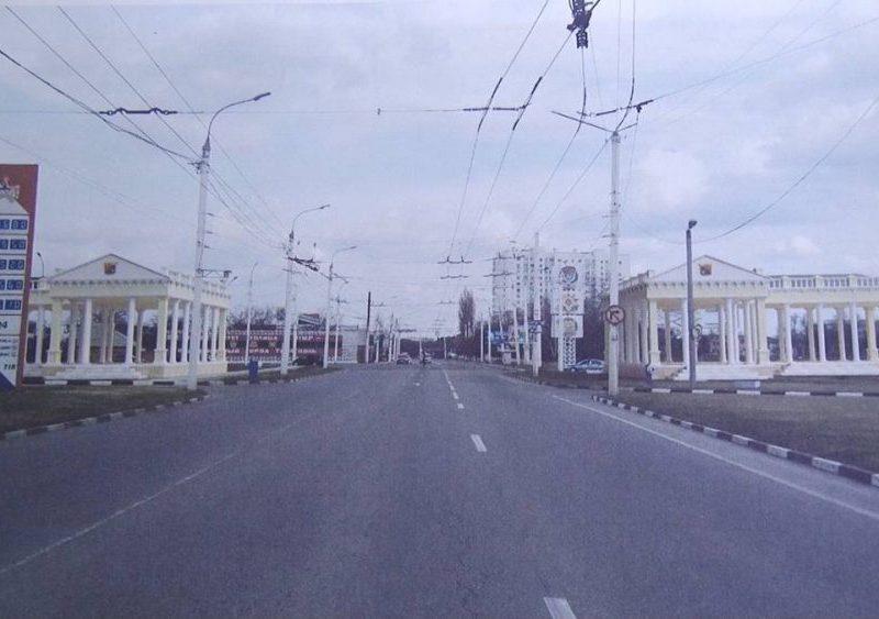 В Тирасполе ведутся работы по благоустройству въезда в город (ФОТО)