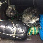 Предприимчивого жителя Рыбницы задержали с незадекларированной партией одежды