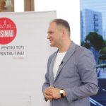 Ион Чебан представил план расположения и обустройства парковок в Кишиневе (ВИДЕО)
