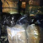Контрабанда товаров на 3 млн леев: арестованы шестеро, в том числе двое полицейских (ФОТО, ВИДЕО)