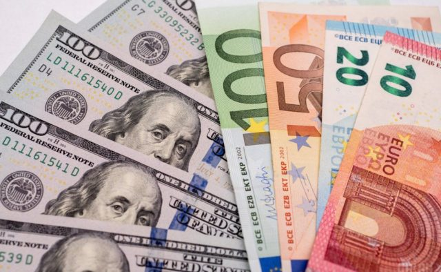 Currencies exchange rates for Friday and weekend