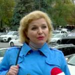 Лилия Шоломей: Выходите голосовать, не будьте равнодушными! (ВИДЕО)