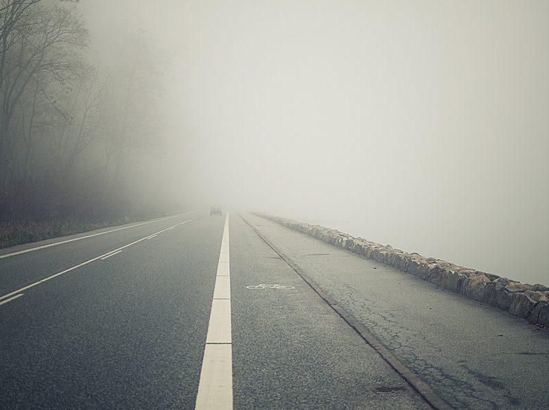 """Когда рассеется туман: """"жёлтый код"""" опасности продлили ещё на день"""