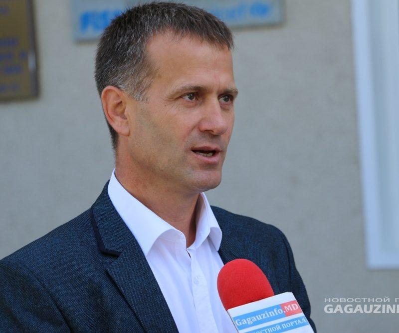 Кандидат ПСРМ Сергей Анастасов одержал сокрушительную победу на выборах примара Комрата