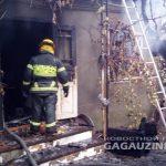 В Гагаузии за неделю произошло три пожара: один человек погиб