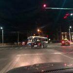 Троллейбус, попавший на Буюканах в аварию, уже был участником ДТП в прошлом году (ФОТО)
