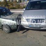 ДТП в Комрате: один из водителей попал в больницу (ФОТО)