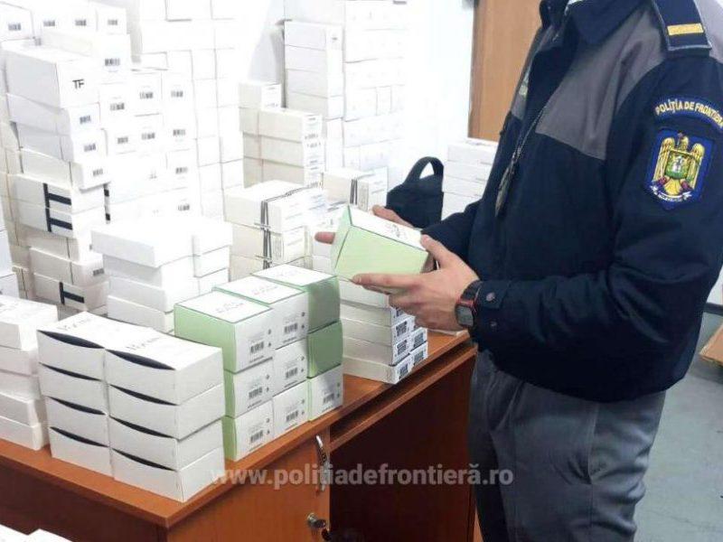 Пытались провезти контрабандой одежду и парфюм: молдаванина с подельником задержали на румынской таможне (ФОТО)