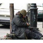 Около 100 бездомных смогут находиться в холода в специализированном центре
