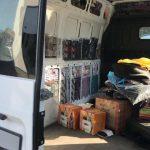 Предприимчивый молдаванин намеревался провезти в тайнике партию незадекларированных товаров (ФОТО, ВИДЕО)