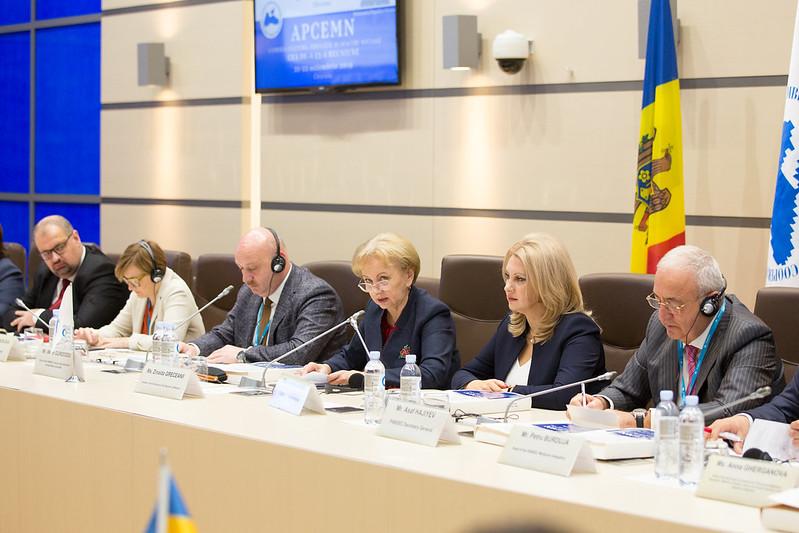 Зинаида Гречаный: Парламент РМ придает особое значение процессу многостороннего сотрудничества в Черноморском регионе (ВИДЕО)