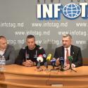 Молдавские спортсмены поддерживают Иона Чебана и призывают кишиневцев голосовать за него на выборах