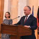 Додон: Германия всегда была и остаётся надежным стратегическим партнёром Молдовы (ФОТО, ВИДЕО)