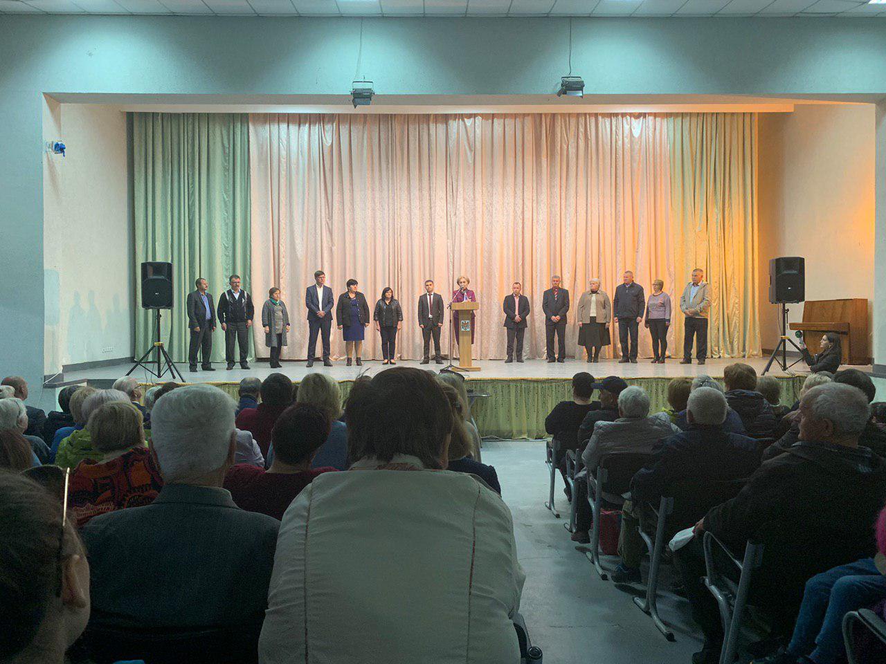 Социалисты представили своих кандидатов и жителям Бессарабки (ФОТО)