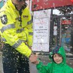 НИП призывает водителей быть осторожными на дорогах в дождь